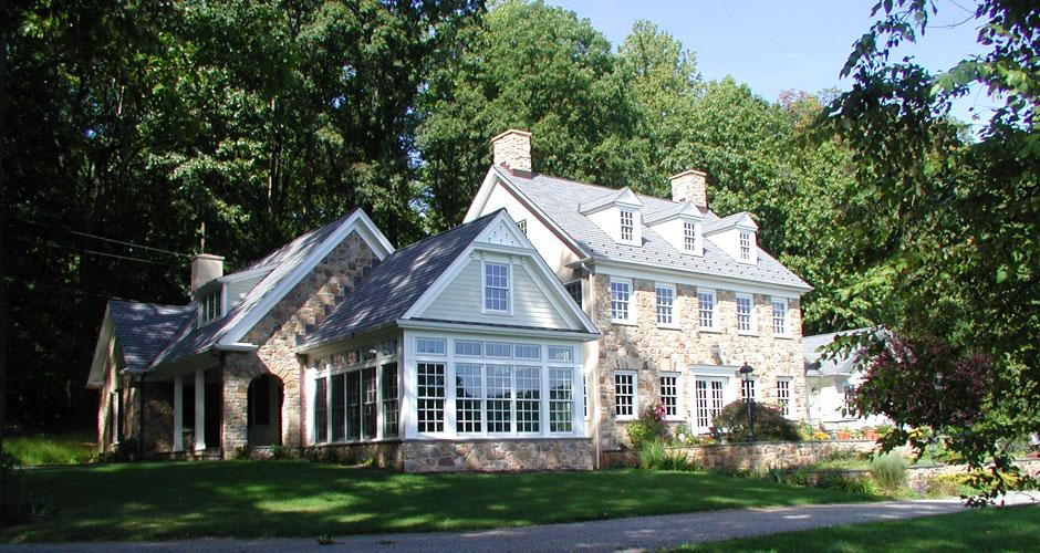 Home additions hunterdon county nj for Renovating a 100 year old farmhouse